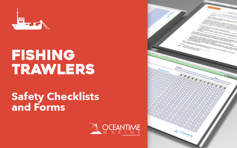 Vessel Checklists For Fishing Trawlers