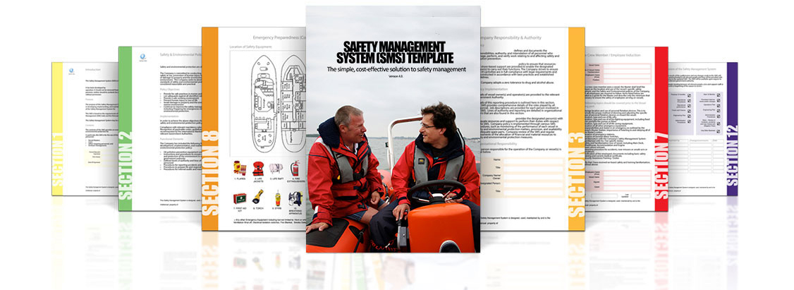 Safety Management System Template - Ocean Time Marine